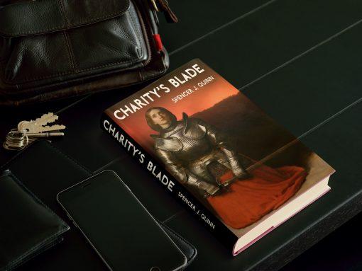 Charitys-Blade-book