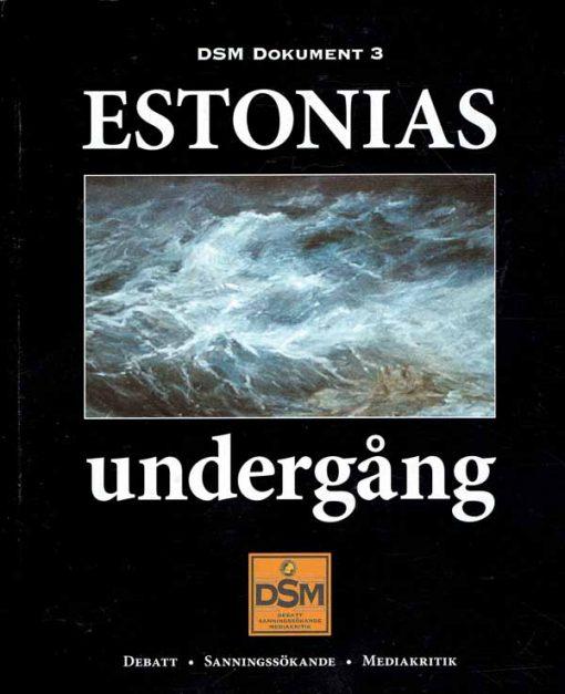 Estonias undergång