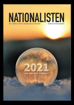 Nationalisten nr 1 -2021