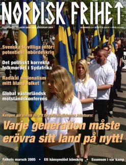 Nordisk Frihet nummer 3