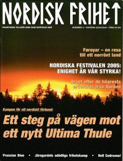 Nordisk Frihet nummer 4