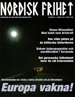 Nordisk Frihet nummer 5