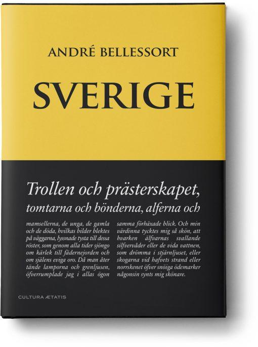 André Bellessort: Sverige