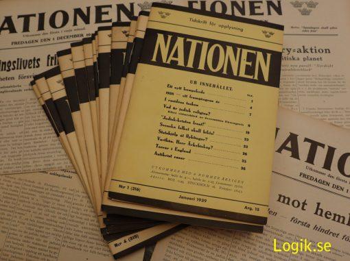 Elof Erikssons Nationen