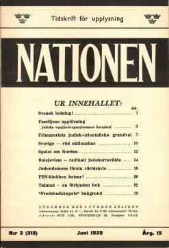Nationen nummer 318