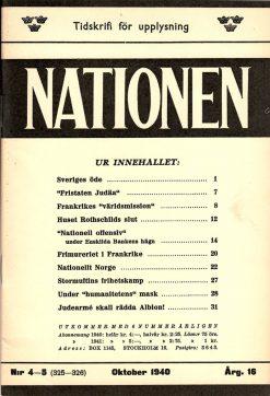 Nationen nummer 325-326