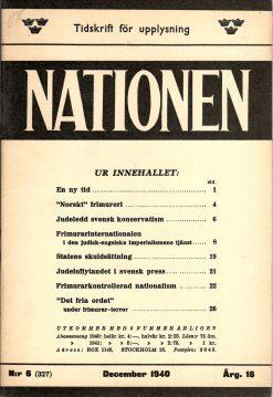 Nationen nummer 327