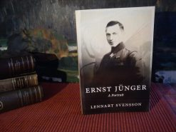Ernst Jünger av Lennart Svensson